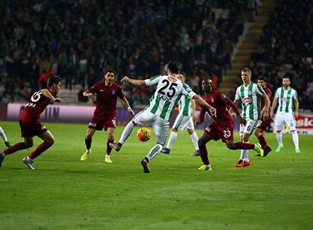 Torku Konyaspor - Trabzonspor - Foto Galeri