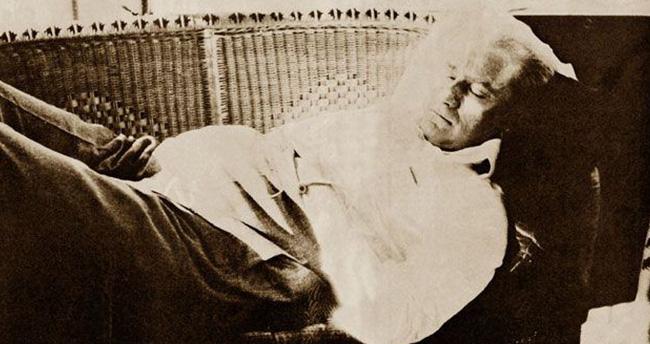 Görmediğiniz kareleriyle Atatürk