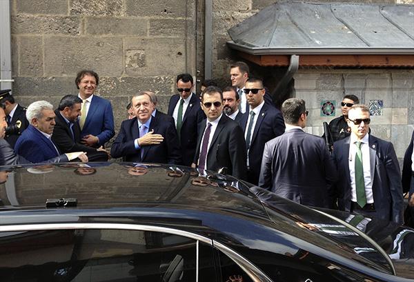 Cumhurbaşkanı Erdoğan Konya'da - Foto Galeri