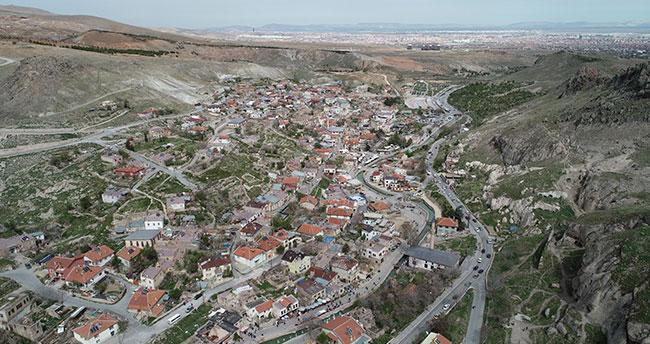 Konya'nın 5 bin yıllık yerleşim yeri Sille