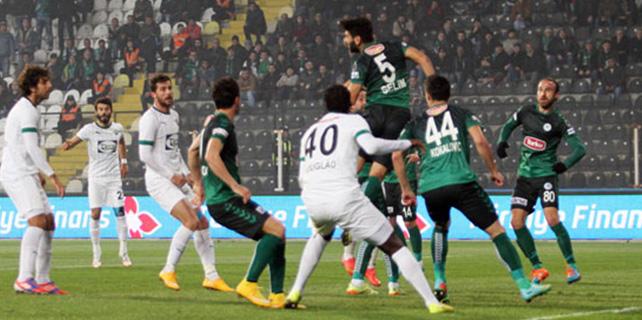 Akhisar Belediyespor – Torku Konyaspor: 0-0