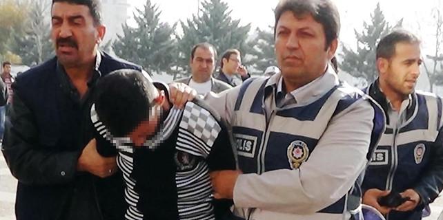 Aksaray'daki tecavüzün zanlıları yakalandı