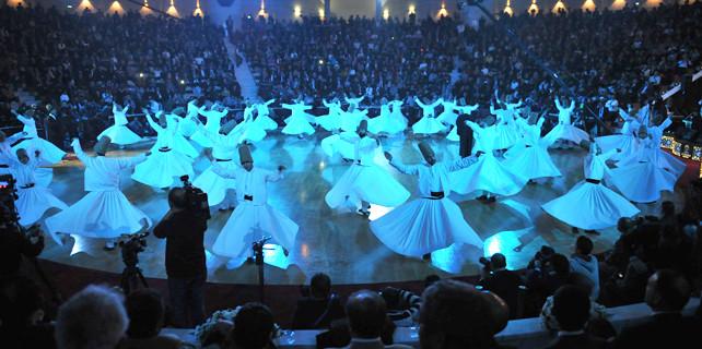 """""""Alternatif Şeb-î Arûs törenleri istemiyoruz"""""""
