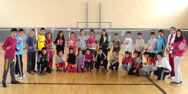 Badmintonda çıta yükseliyor