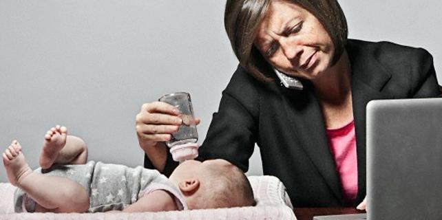 Çalışan annelere müjde