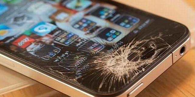 Ekranı çatlayan telefonlar tarih oluyor