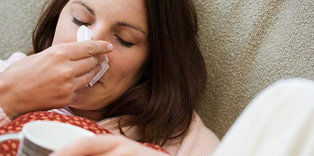 Gebelerin korkulu rüyası grip