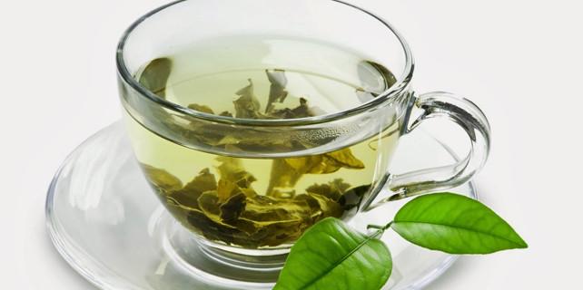 Göbek yağlarınızdan yeşil çayla kurtulun