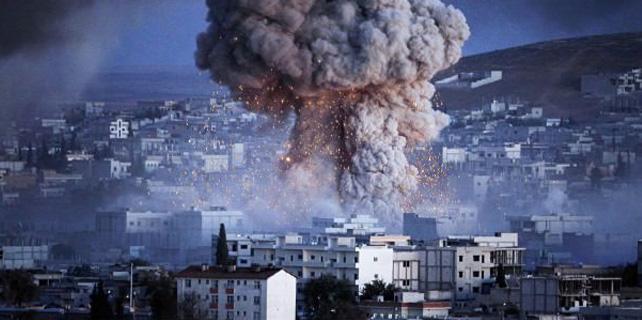 IŞİD dört koldan saldırdı