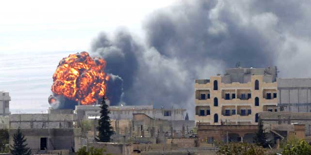 IŞİD lideri böyle öldürüldü