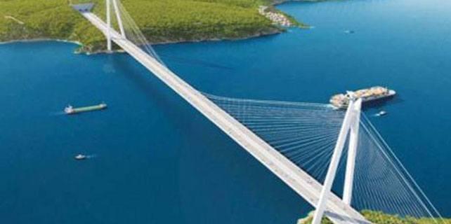 İşte 3. köprünün açılış tarihi