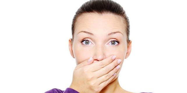 İşte ağız kokusunun nedenleri