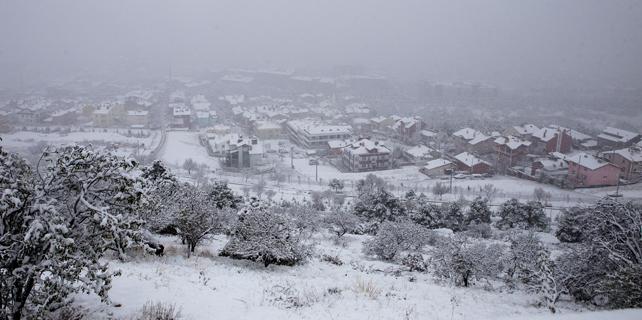 Kar yağışı tarıma bereket getirecek