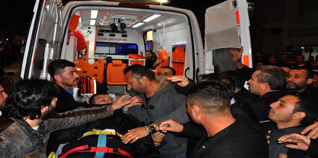 Kırıkkale'de silahlı kavga: 2 yaralı
