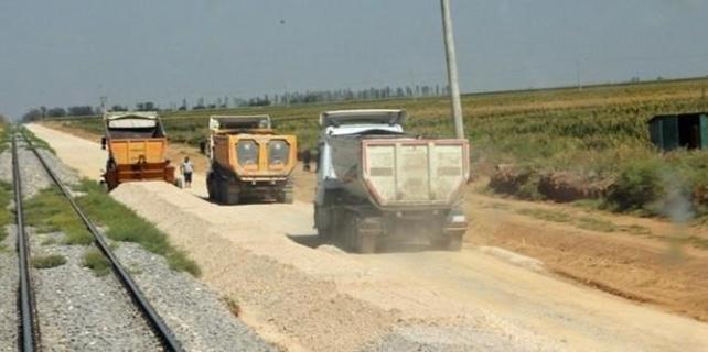Konya Karaman hızlı tren inşaatı hızlanıyor