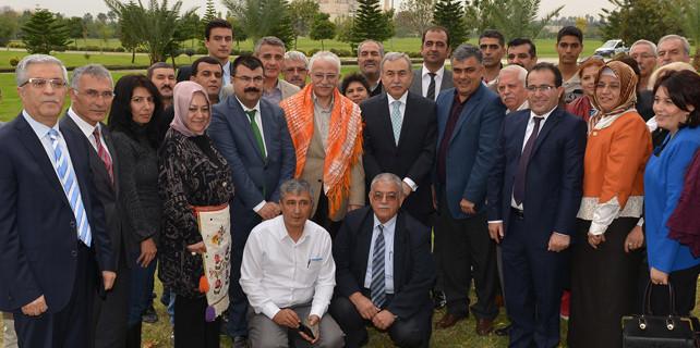 Konyalılar Adana'da buluştu
