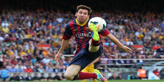 Manchester City'den Lionel Messi'ye tarihin en büyük teklifi
