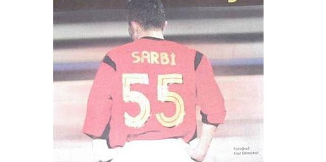Old Trafford'da 'Sarbi' vakası