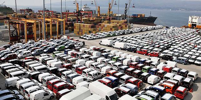 Otomotivde ihracat 180 ülkeye ulaştı