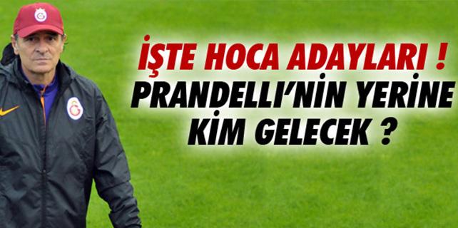 Prandelli'nin yerine kim gelecek