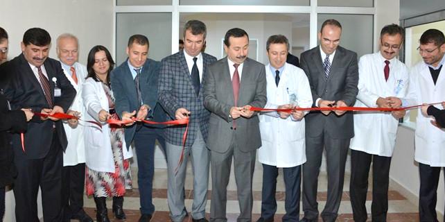 Selçuk Tıp'ta yeni ünite açıldı