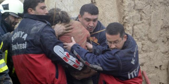 Suriyeli Çocuklar Göçükte Kaldı: 1 Ölü 1 Yaralı