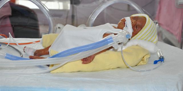 Tıp literatürüne giren o bebek dünyaya geldi