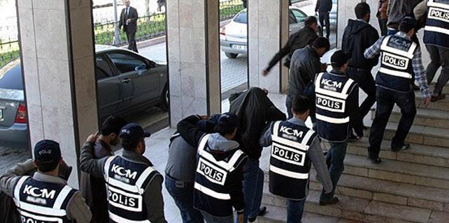 """""""10 numara yağ"""" operasyonu kapsamında 7 kişi tutuklandı"""