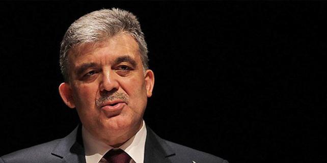 Abdullah Gül'e takipsizlik kararı