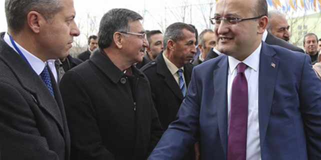 AK Parti Kırıkkale 5. Olağan İl Kongresi