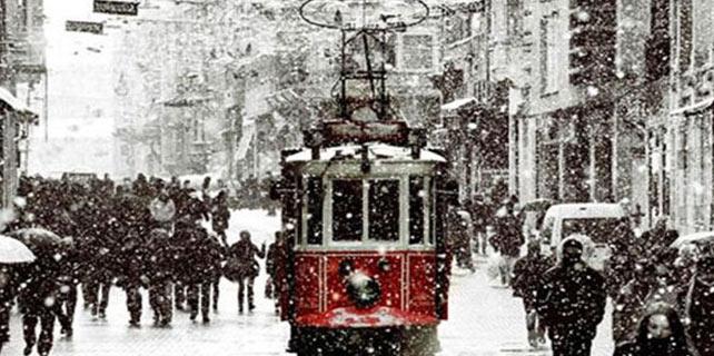 AKOM'dan İstanbul'da kar alarmı!