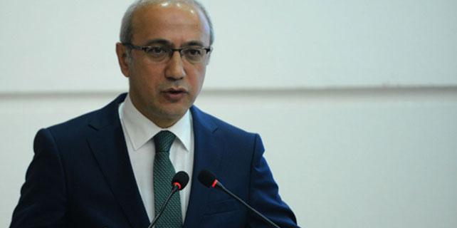 Bakan Elvan, Ak parti Karaman 5. olağan kongresine katıldı