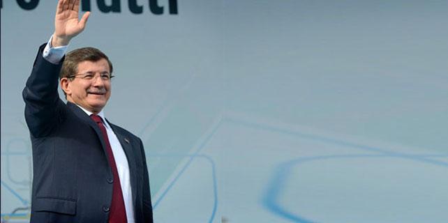Başbakan Davutoğlu, Gaziantep'e gitti