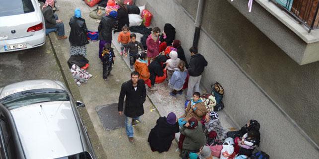 Başkent sokaklarında Türkmen ailelerin dramı