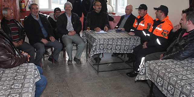 Beyşehir jandarmasından avcılara seminer