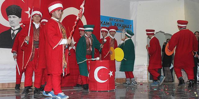 Beyşehir'de dünya engelliler günü