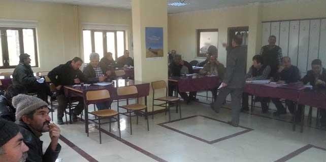 Beyşehir'de orman emvali satışlardan 4 milyon 300 bin lira gelir elde edildi