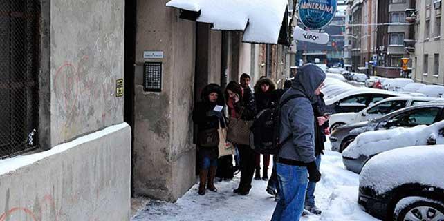 Bosna Hersek'te medyaya operasyon