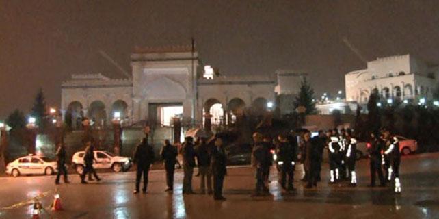 Büyükelçiliğe silahlı saldırı