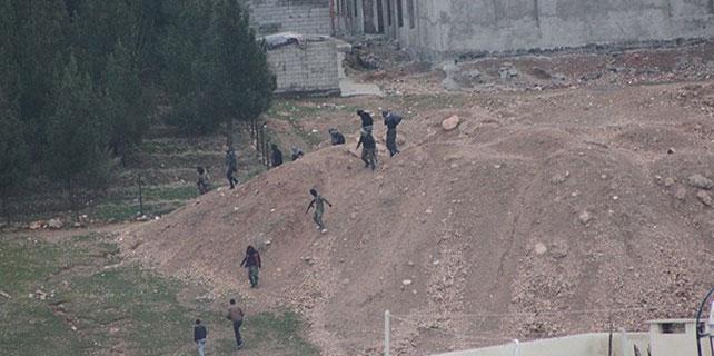Cizre'de gerginlik: 2 ölü 3 yaralı