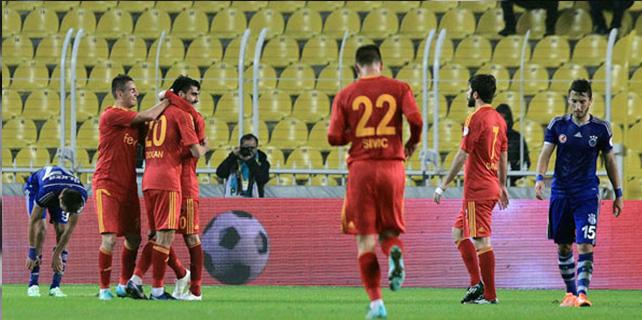 Fenerbahçe – Kayserispor: 1-2
