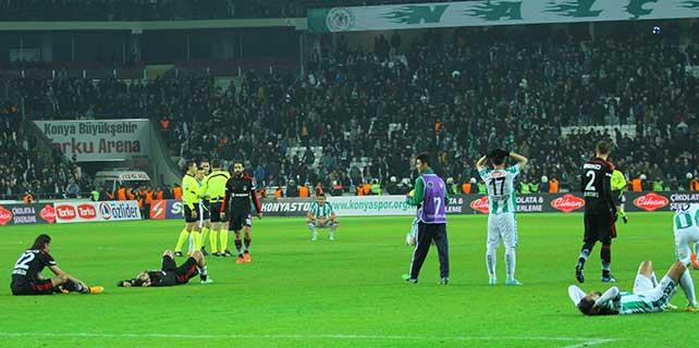 Futbol iyi, sonuç kötü