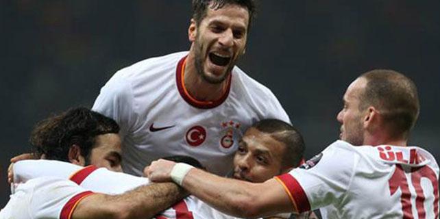 Galatasaray 3 – 2 Mersin İY