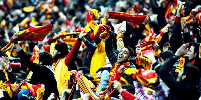 Galatasaray'dan taraftara çağrı