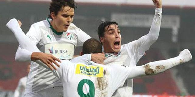 Gaziantepspor: 1 – Bursaspor: 2