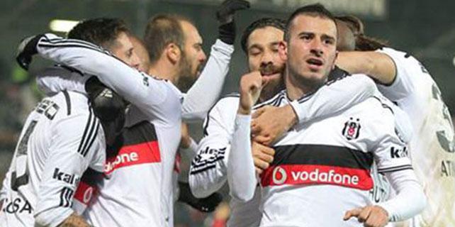 Gaziantepspor-Beşiktaş: 0-1