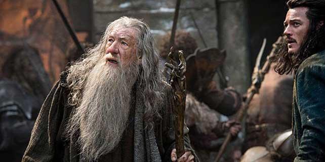 Hobbit ilk 5 gün rekoru kırdı