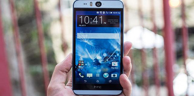 HTC Desire Eye Türkiye'de satışa çıktı.