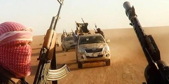 IŞİD ile bazı Kürt gruplar arasındaki çatışmalar