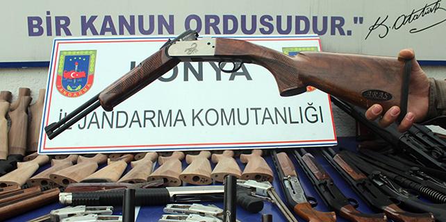 Jandarma'dan silah operasyonu